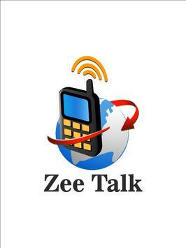 Zee Talk poster