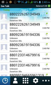 Zee Talk apk screenshot