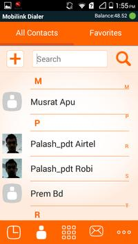 Mobilink Dialer apk screenshot