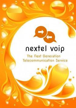 nextelvoip poster