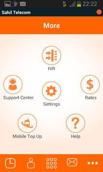 Sahil Telecom apk screenshot