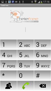 Telefree apk screenshot
