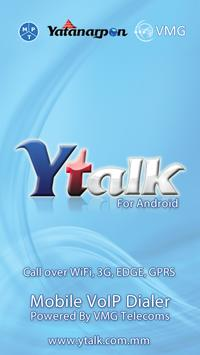 YTALK HD poster