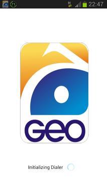 Geopak poster