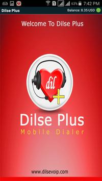 Dilse Plus Mobile Dialer poster