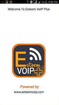 Esteem VoIP Plus poster