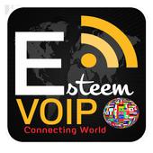 Esteem VoIP Mobile Dialer icon