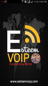 Esteem VoIP Mobile Dialer poster