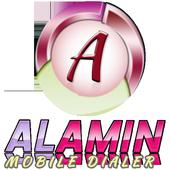 ALAMIN TEL Mobile Dialer icon