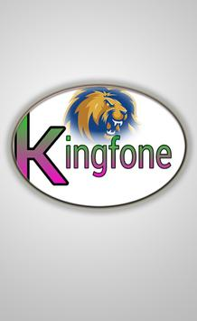 KING FONE poster