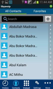 libyavoip apk screenshot