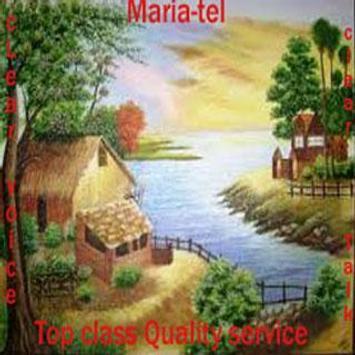 Mariatel poster