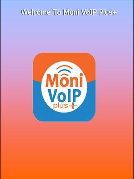 Moni VoIP Plus poster