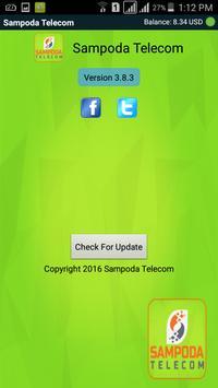 Sampoda Telecom apk screenshot