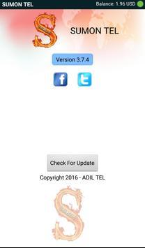 SUMON TEL MOBILE DIALER apk screenshot