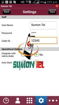 Sumon Tel Social apk screenshot