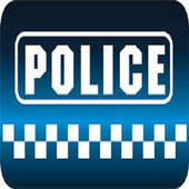 Police mobile dialer icon