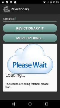 Reverse Dictionary apk screenshot