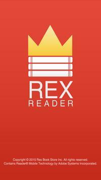 Rex eReader poster