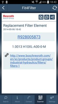 Fit4Filter apk screenshot