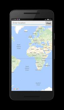 GPS Location History Tracker apk screenshot