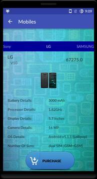 Mobile Prices India apk screenshot