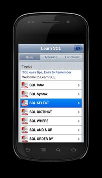 Learn SQL - Easy Way poster