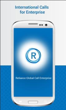 Reliance GlobalCall Enterprise poster