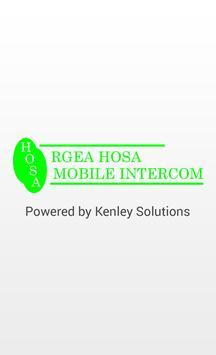 RGEA HOSA INTERCOM poster