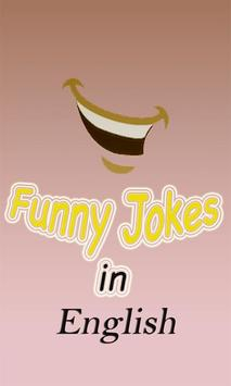 Funny Jokes in English poster