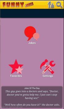 Funny Jokes in English apk screenshot