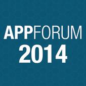 AppForum 2014 icon