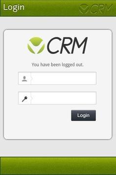 MobileVCRM apk screenshot
