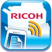 RICOH Mobile PrintScan icon