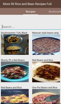 Rice and Bean Recipes Full apk screenshot