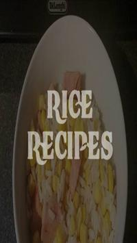 Rice Recipes Full Complete poster