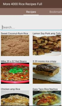 Rice Recipes Full Complete apk screenshot