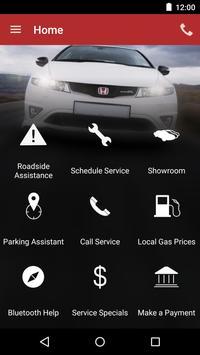 Rick Case Honda DealerApp poster