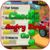 Cheats for Angry Birds GO icon