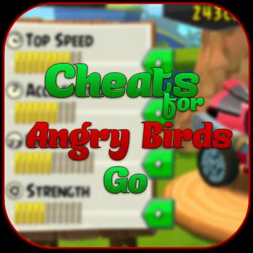 Cheats for Angry Birds GO poster