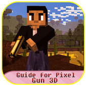 Guide for Pixels Gun icon
