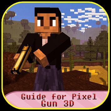 Guide for Pixels Gun poster