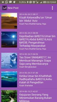 Kisah Islam apk screenshot