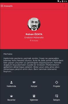Rıdvan ÖZATA apk screenshot