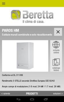 Beretta Clima apk screenshot