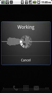 Voice Command apk screenshot