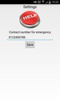Help-Here I am apk screenshot