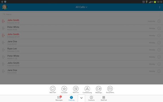RingCentral EU apk screenshot