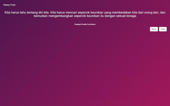 Advise Miliarder apk screenshot