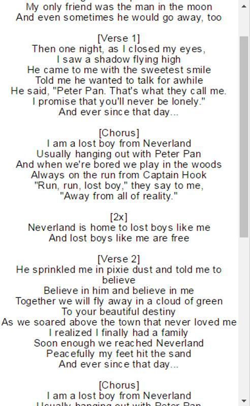 Lost boy lyrics - The wicked city (1992) dvdrip